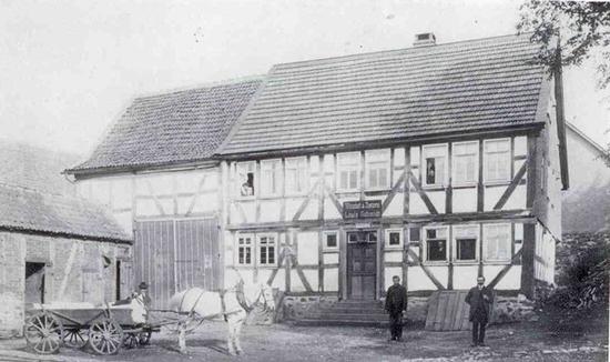 Bild des Hauses der Gastwirtschaft Luis Schmidt